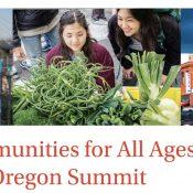 Age Friendly Oregon Summit