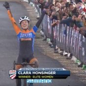 Portland's Clara Honsinger wins cyclocross national championship