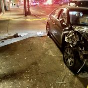 Injuries, death, and damage: A weekend traffic violence roundup