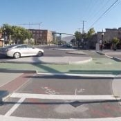 Want bikeways for everyone? Nix the mixing, new research says