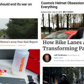 The Monday Roundup: Portland's 'War on Cars', Strava stats, car economy costs, and more