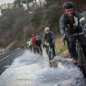 Photos and recap of the OMTM Winter Social Ride