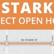 Safer Outer Stark Project Open House (PBOT)