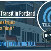 The Current: Exploring Transit in Portland