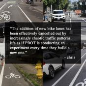 "Comment of the Week: The problem with inconsistent, ""chaotic"" street design"