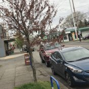 Kenton Business Association supports parking removal, bike lanes on Lombard