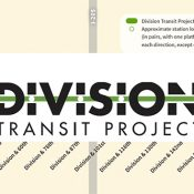 Division Transit Project set to break ground this week