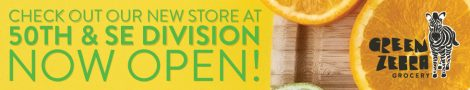 Green Zebra SE Division Store Now Open!