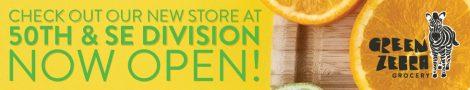 Green Zebra SE Division Store Now Open!