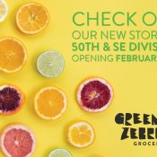 Green Zebra Grocery Division Grand Opening Party