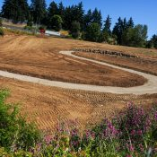 Gateway Green Bike Park 'Phase 2' construction well underway