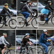 People on Bikes: Inner southeast Hawthorne