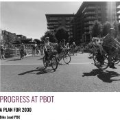 This report from a scrappy nonprofit, could help get Portland's Bike Plan back on track