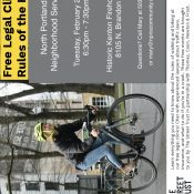 Free Rules of the Road Legal Clinic