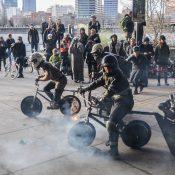 Mini Bike Winter - Chariot Wars