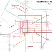 Portland City Council passes 'Rose Lane' transit priority plan