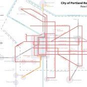 Portland City Council passes 'Rose Lane' transit priority plan