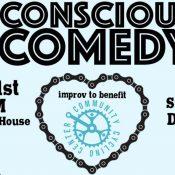 Conscious Comedy for Community Cycling Center!