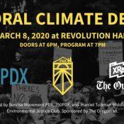 Portland Mayoral Climate Debate