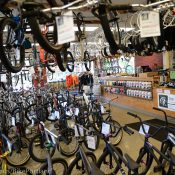 Open or close? A difficult decision for local bike shops