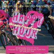 OBRA Women/Trans/Femme Racing Happy Hour