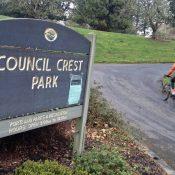 Portland parks bureau bans driving in 10 parks