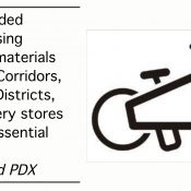 Bike Loud PDX, The Street Trust speak out on pandemic response