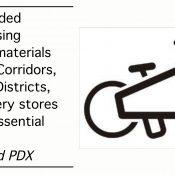 Bike Loud PDX, The Street Trust speak out on pandemic response