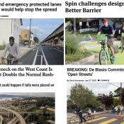 The Monday Roundup: All the open streets, systemic car dependence, better barriers, and more