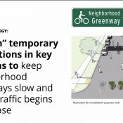Everything you need to know about Portland's new 'Slow Streets' plan