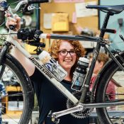 Bike Farm, a vital oasis in our community, is drying up and needs our help