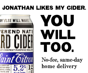 Rev Nat's Cider & Beer Delivery