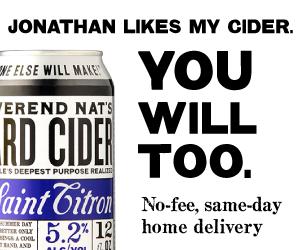 Rev Nat's Cider & Beer Delivery
