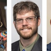 Candidates on Bikes:  Mingus Mapps, Chloe Eudaly, Seth Woolley, Keith Wilson and Sam Adams