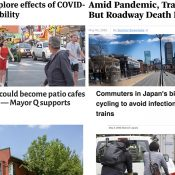 The Monday Roundup: Cycling the Strip, equity and open streets, body image, and more