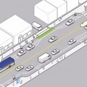 It's official: PBOT considering bike lanes on Hawthorne Blvd