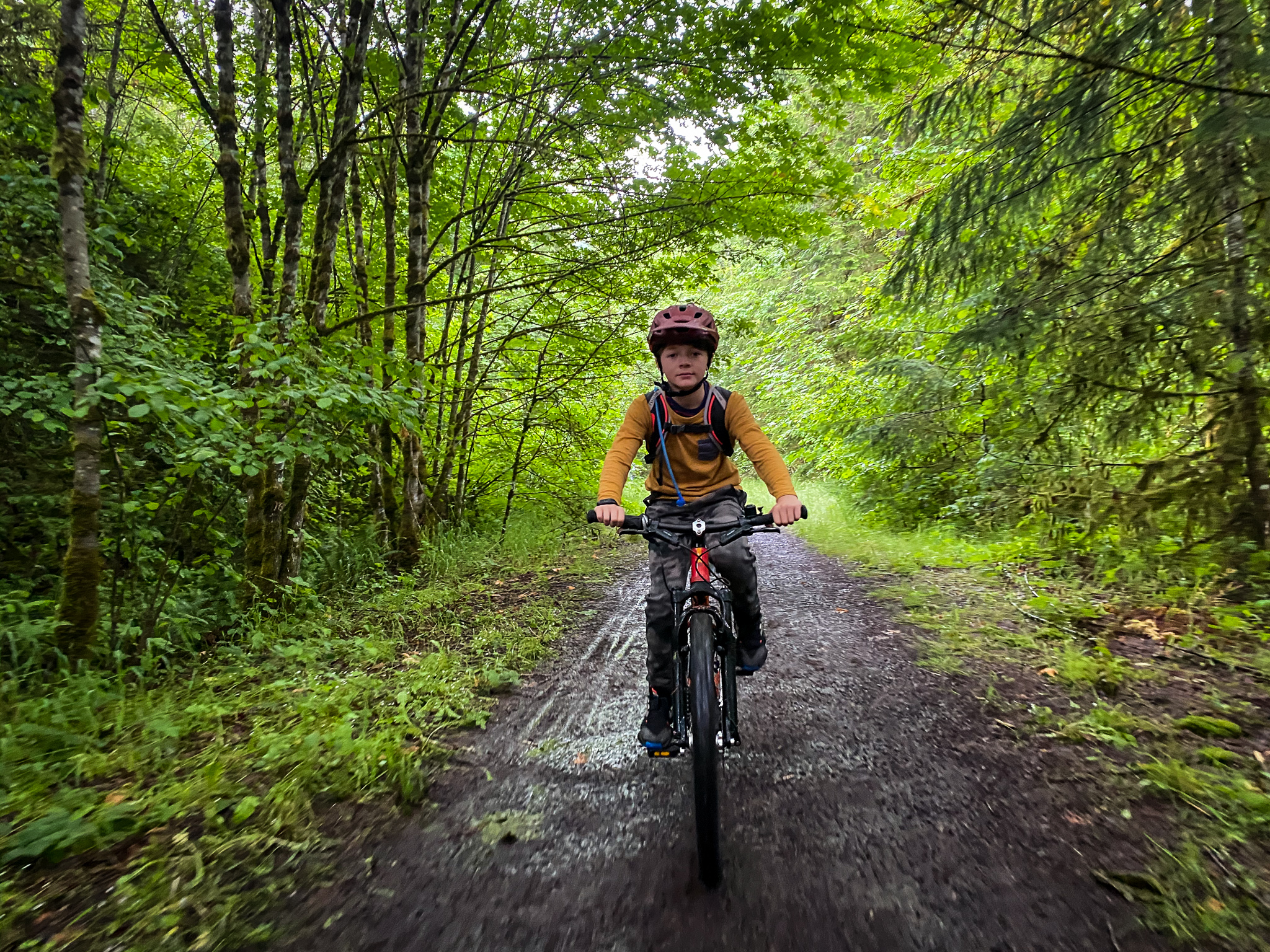 The Crown Zellerbach Trail Is Better Than Ever Especially For Families Bikeportland Org