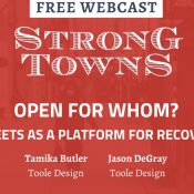 Open for Whom? Streets as a Platform for Recovery (Live Webcast)