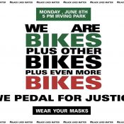 Pedal For Justice