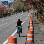 PBOT: North Greeley bike path to be completed mid-summer