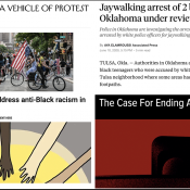 The Monday Roundup: End traffic stops, racist urban planning, free bike share, and more