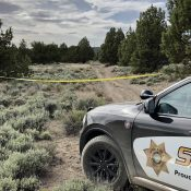 Sheriff's Office says Portland man found dead after riding bike east of Bend