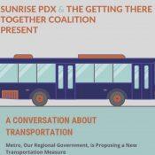 A Conversation About Transportation