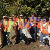 Springwater Corridor Trail Cleanup