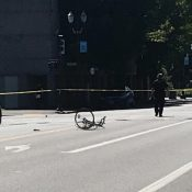 Bicycle rider dies after being hit by car driver at NE 16th and Multnomah - Updated
