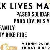 Kids Solidarity Bike Ride! (Black Lives Matter)
