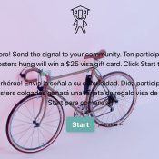Census counting effort partners with Pedalpalooza to spread the word