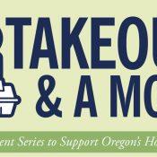 Takeout & A Movie / Filmed By Bike Livestream Benefit