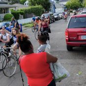 Weekend Event Guide: Redlining ride, film benefit, Push for Peace, and more