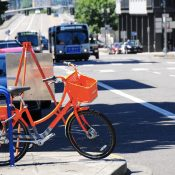 Ask BikePortland: Why can't I take my Biketown bike on TriMet bus/MAX?